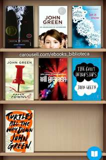 (Ebook Collection) John Green