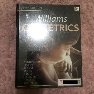 Williams Obstetric 24thEd