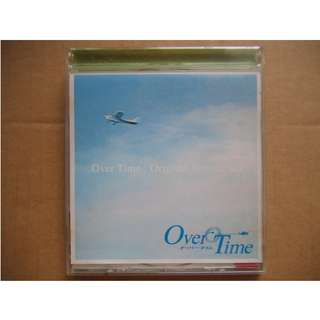 Over Time (OST) CD (反町隆史 / 江角真紀子 / 木村佳乃 / 石田百合子 / 椎名桔平) (港版)