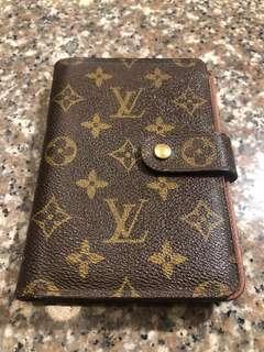 LV Passport Wallet