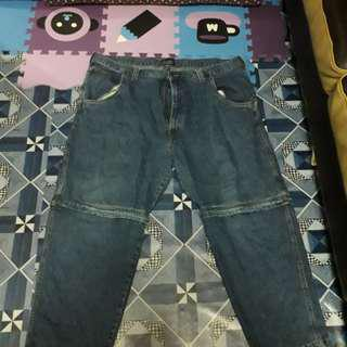 HB Sports Jeans Size 48
