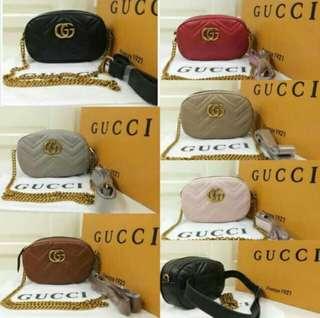 Gucci sling/ beltbag