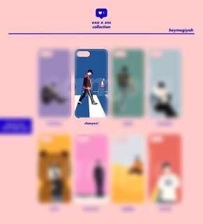 Heymegiyah Exo Chanyeol IPhone 6/6s case