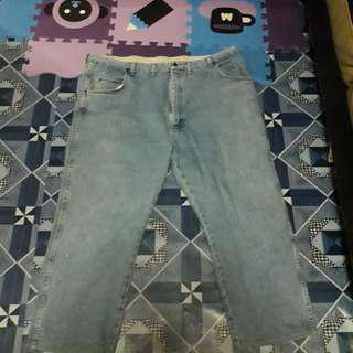 Wrangler Jeans Size 46