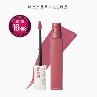 Maybellin superstay ink
