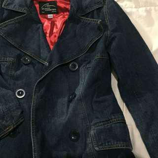 Blazer jeans / blazer denim