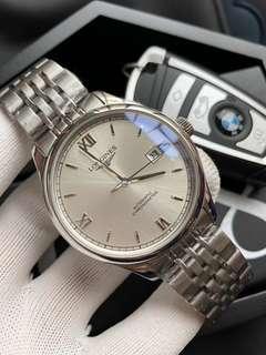 最新款浪琴機械手錶