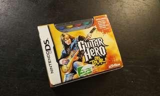 DS Guitar Hero Box Set