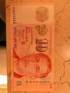 Singapore Currency