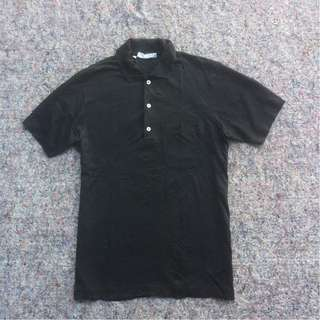 CHRISTIAN DIOR POLO SHIRT BLACK