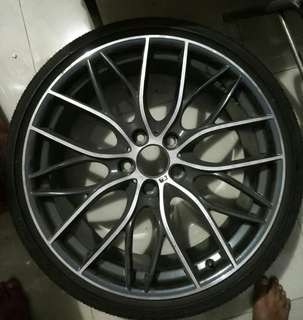 Velg Racing BMW ring 20