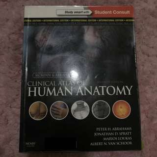 Mcminn Clinical Atlas of Human anatomy