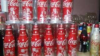 日本城市限定可樂(共11支全套)