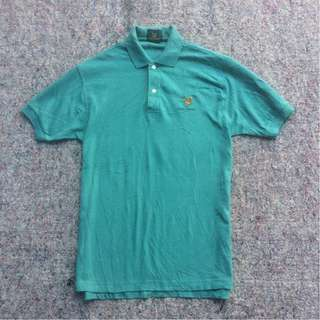 LYLE AND SCOTT POLO SHIRT GREEN