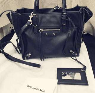 Balenciaga Bag mini papier A4