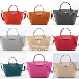 法國代購Longchamp 現貨instock