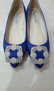 Sepatu flat import