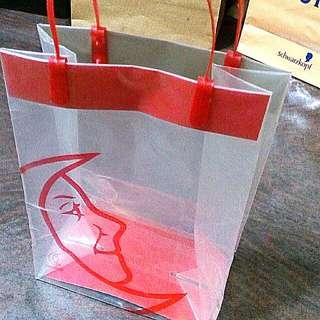Vintage Plastic Bags