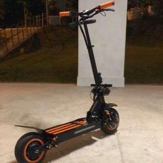 60V Ultron Ultra Escooter