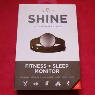 Misfit Shine Fitness Tracker (Rush Sale!!!Super discounted)