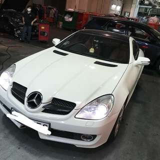 mercedes slk280 condition good roof working  18.8k Raya raya raya💥