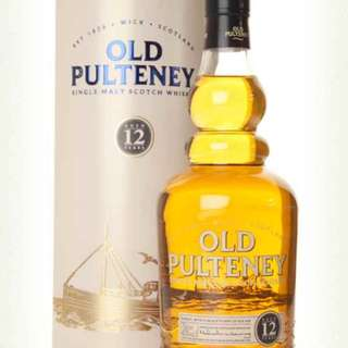 Old Pulteney 12yo whisky
