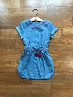 Brand New Original Poney Dress (Blue)