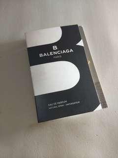 Vial Parfum B. Balenciaga For Women 1,2ml EDP