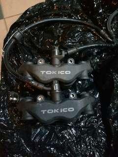 Cbr600rr 4pot tokico caliper
