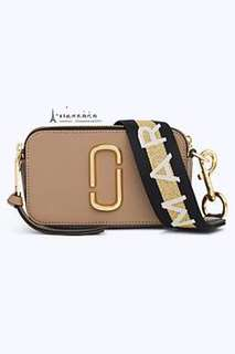Authentic Marc Jacobs Snapshot Camera Bag ( Left x3 Ready Stock )