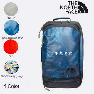 THE NORTH FACE REFRACTOR DUFFEL PACK | CAMO PRINT | TNF RED | SNOW WHITE CUTOUT CAMO PRINT  | TNF GREY | COSMIC BLUE TENT PRINT