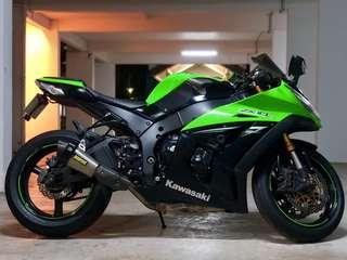 Kawasaki Zx10r 2014