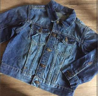 ‼️RUSH SALE‼️KIDS DENIM JACKET