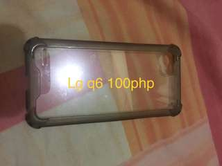 LG Q6 Clear Case