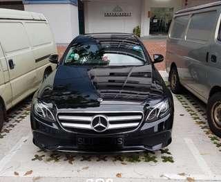 Mercedes E-200 (Diesel)