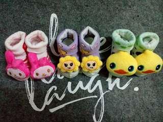 Baby Girl 3D Socks
