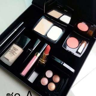 💄💎 Chanel 9 In 1 Makeup Gift Set