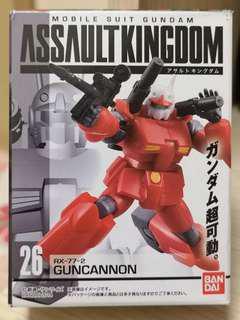 Assault kingdom 26 guncannon