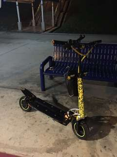 Speedway 4 (Sw4 / Futecher) E scooter