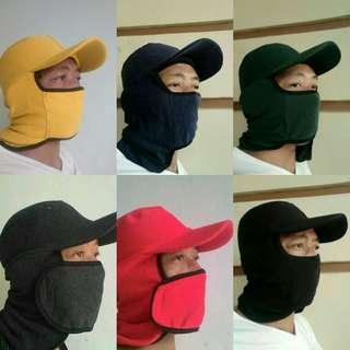 Topi masker serbaguna
