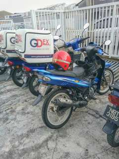Yamaha 125Z For Sell !!
