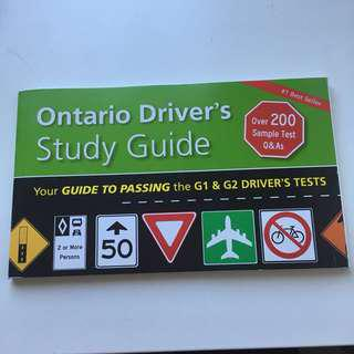 Drivers Book