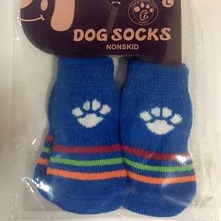 PETS SOCKS #02 BLUE(S/L)