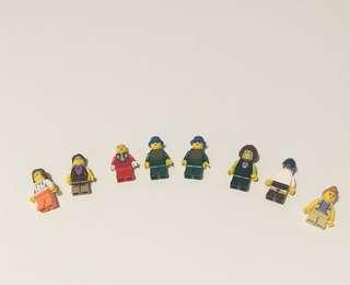 Lego Minifigures Bulk
