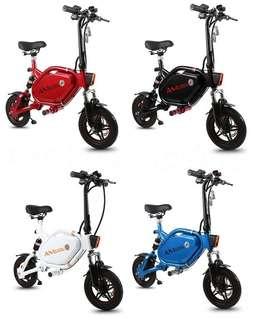 Aero AM scooter 48v