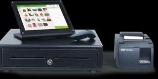 Brand new Android POS system