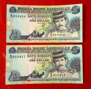 Brunei Notes Currency