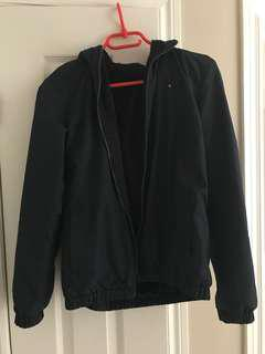 Navy Blue Tommy Hilfiger Jacket