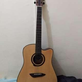 Severo guitar sale or swap sa mtb