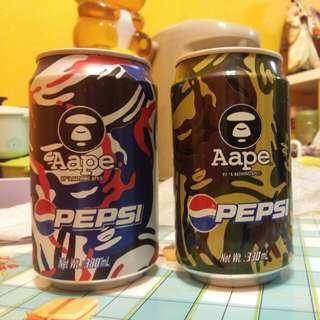 aapeX百事紀念版X2罐